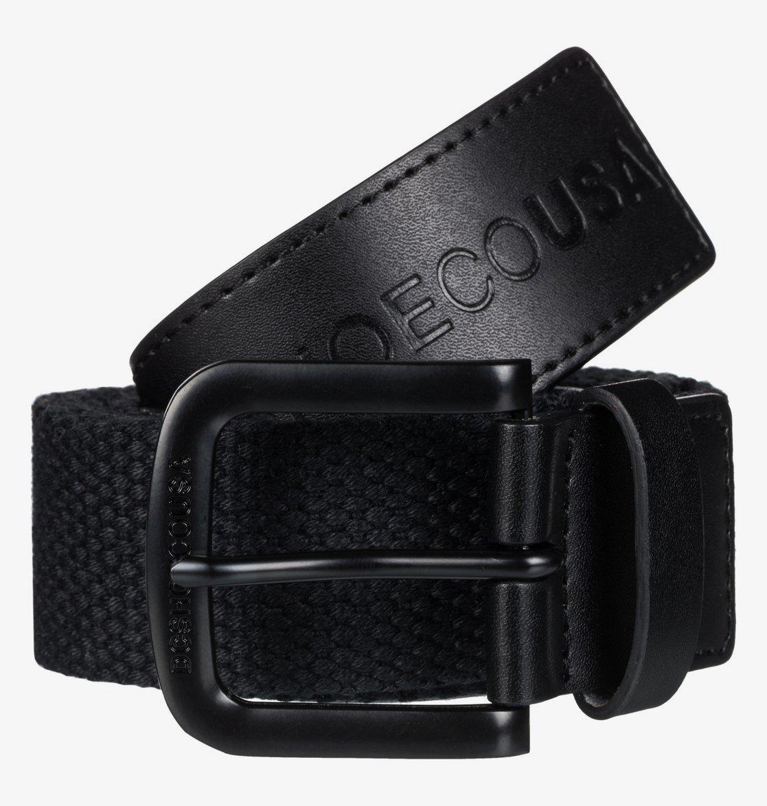 promoción último estilo suave y ligero Fabrics Mix - Cinturón De Correa EDYAA03077 | DC Shoes