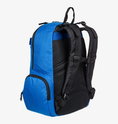 DC Shoes The Breed 26L Medium Backpack Sac /à dos de skate moyen Homme
