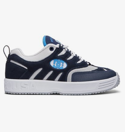 DC Shoes X Bronze 56K Lukoda Shoe Navy