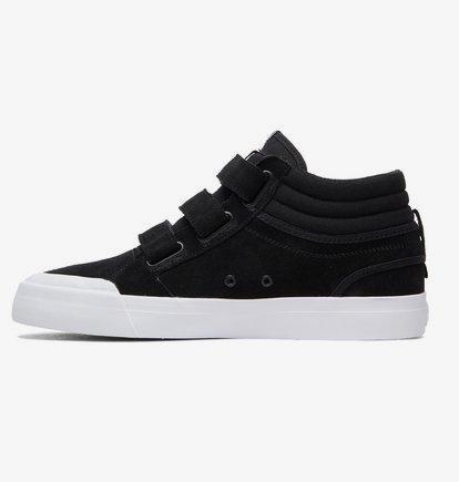 Black DC Shoes Evan Smith Hi V S High Top White