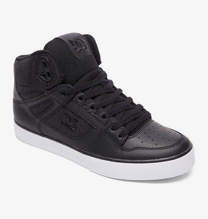 Pure WC TX SE High Top Schuhe für Männer ADYS400046   DC Shoes