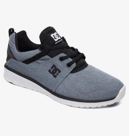 DC Unisex-Child Heathrow Tx Se Skate Shoe