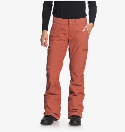 Recruit Pantalones Para Nieve Para Mujer Edjtp03019 Dc Shoes