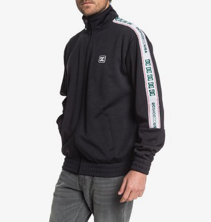 Morenci Zip Up Tracksuit Top 3613375062848 | DC Shoes