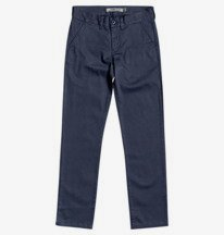 Worker Chinos for Boys 8-16  ADBNP03003