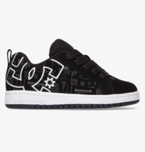 Basquiat Graffik - Leather Shoes for Boys  ADBS100301