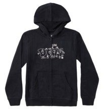 Party Time - Zip-Up Hoodie for Boys  ADBSF03010
