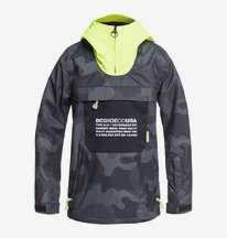 ASAP - Shell Anorak Snowboard Jacket for Boys 8-16  ADBTJ03003