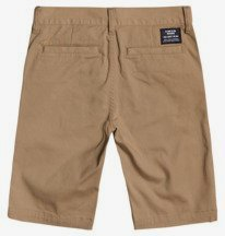 "Worker Chino 18.5"" Chino Shorts for Boys 8-16  ADBWS03008"