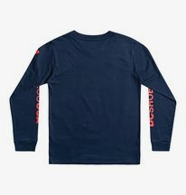 Square Star - Long Sleeve T-Shirt for Boys 8-16  ADBZT03128