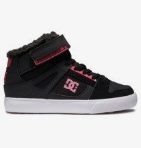 Pure - High-Top Fleece Lined Shoes for Girls  ADGS300107