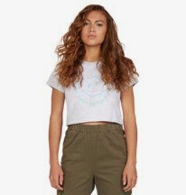 Trippin - Cropped T-Shirt for Women  ADJKT03010
