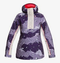 Envy - Anorak Snowboard Jacket for Women  ADJTJ03006