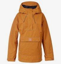 Savvy - Anorak Snowboard Jacket for Women  ADJTJ03022