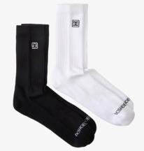 DC 2 Pack - Crew Socks for Men  ADYAA03148