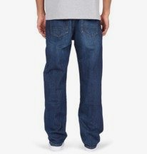 Worker Relaxed Relaxed Fit Jeans for Men