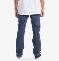 Worker - Straight Fit Jeans for Men  ADYDP03050