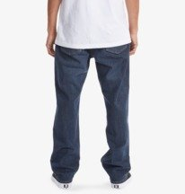 Worker - Relaxed Fit Jeans for Men  ADYDP03053