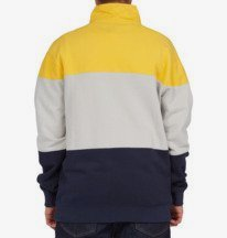 Downing - Half-Zip Mock Neck Sweatshirt for Men  ADYFT03287