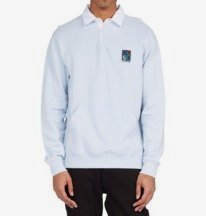 Carlton - Long Sleeve Polo Shirt for Men  ADYFT03293