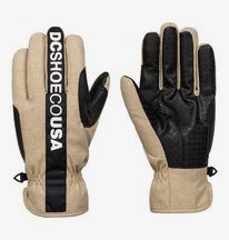 Salute - Snowboard/Ski Gloves for Men  ADYHN03006
