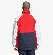 Rai - Water-Resistant Hooded Track Top for Men  ADYJK03054