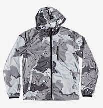 Dagup Block - Water-Resistant Windbreaker for Men  ADYJK03083
