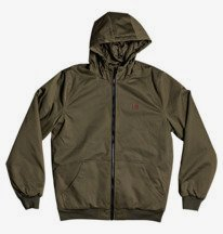 Earl Padded Hooded Padded Jacket for Men  ADYJK03089