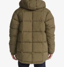 Culprit - Insulated Hooded Jacket for Men  ADYJK03125