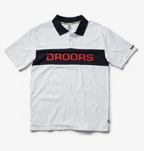 Droors Zion - Short Sleeve Polo Shirt for Men  ADYKT03135
