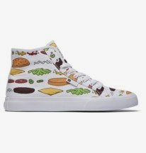 DC x Bobs Burgers Manual Hi - High-Top Shoes  ADYS300669