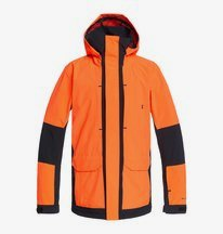 Command Shell Snowboard Jacket for Men  ADYTJ03002