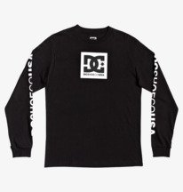 Square Star Long Sleeve Tee for Men  ADYZT04802