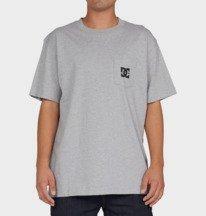 Star Pocket - Short Sleeve Pocket T-Shirt for Men