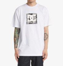 DC Square Star Fill - T-Shirt for Men  ADYZT04987