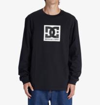 DC Square Star - Long Sleeve T-Shirt for Men  ADYZT04997