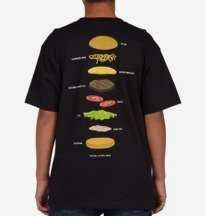DC x Bobs Burgers Burger Of The Day - T-Shirt for Men  ADYZT05063