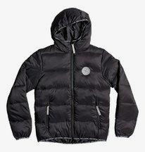 Crewkerne Boy - Water-Resistant Hooded Puffer Jacket for Boys 8-16  EDBJK03038