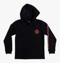 Rellin - Long Sleeve Hooded T-Shirt for Boys 8-16  EDBKT03097