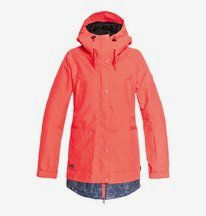 Riji - Parka Snowboard Jacket for Women  EDJTJ03035
