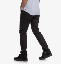 Worker - Straight Fit Jeans for Men  EDYDP03406