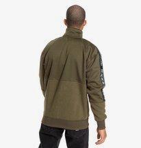 Pelton - Mock Neck Zip-Up Fleece for Men  EDYFT03468