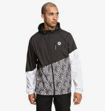 Dazzle Dagup - Water-Resistant Hooded Windbreaker for Men  EDYJK03191
