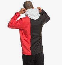Dagup Triple Block - Water-Resistant Hooded Windbreaker for Men  EDYJK03197