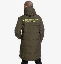 Fernway - Longline Water-Resistant Puffer Jacket for Men  EDYJK03216