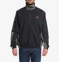 Astrak - Packable Half-Zip Track Jacket for Men  EDYJK03218