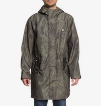 Craster - Water-Resistant Fishtail Parka  EDYJK03236