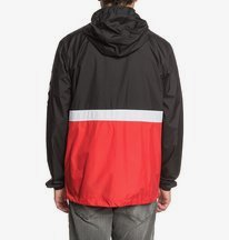 Spur - Water-Resistant Hooded Windbreaker  EDYJK03242