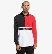 Walkley - Long Sleeve Polo Shirt for Men  EDYKT03450