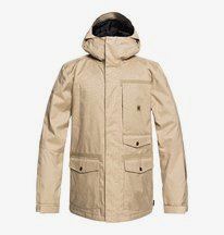 Servo - Parka Snowboard Jacket for Men  EDYTJ03071